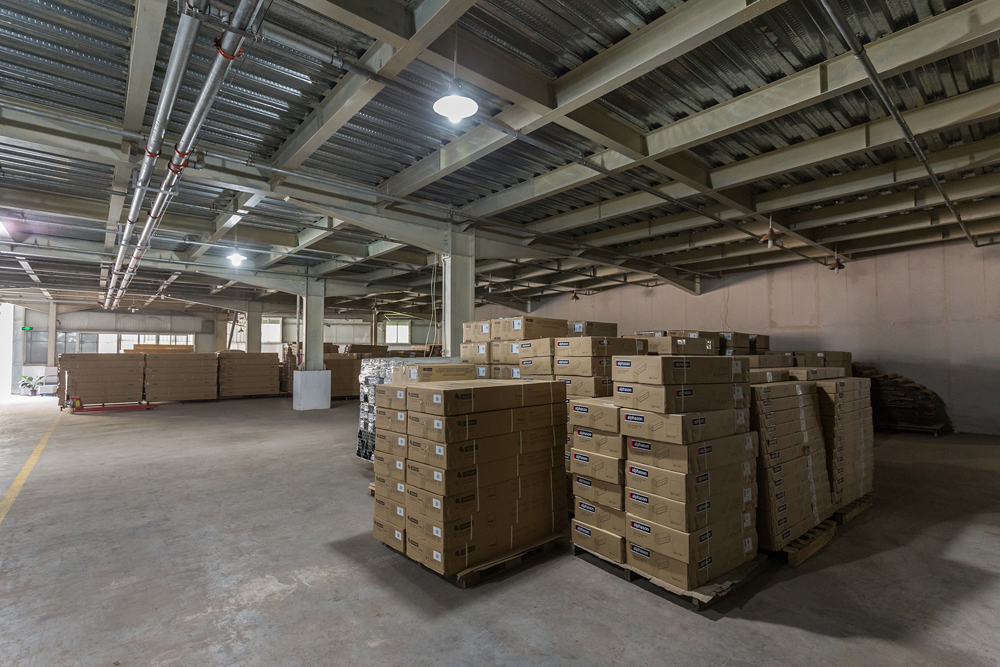 Finish Products Warehouse